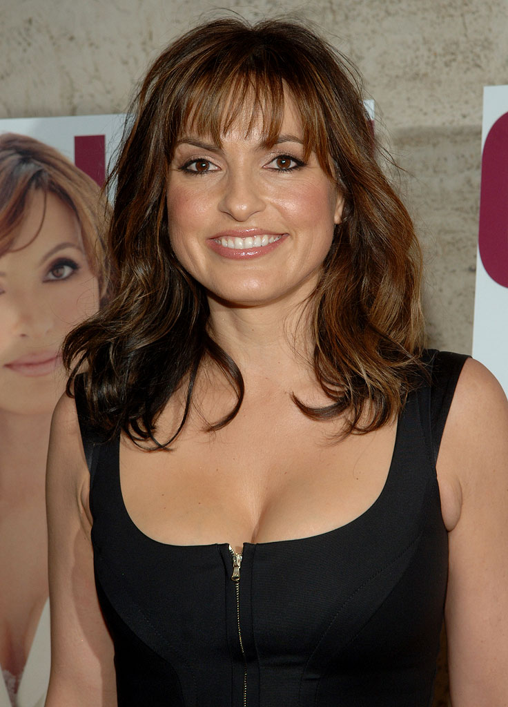 Mariska Hargitay checks in at No. 5 on our list and will be back for another season of Law & Order: SVU this fall on NBC.