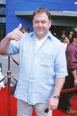 Premiere: Mark Addy, who's succeeded John Goodman as Fred Flintstone, at the Universal Studios Cinema premiere of Universal's The Flintstones In Viva Rock Vegas in Los Angeles - 4/15/2000