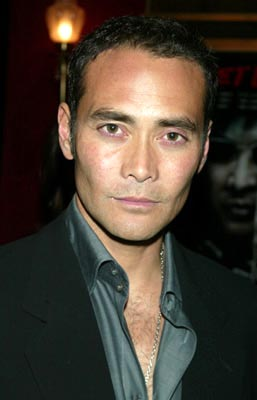 Premiere: Mark Dacascos at the New York premiere of Warner Brothers' Cradle 2 The Grave - 2/24/2003