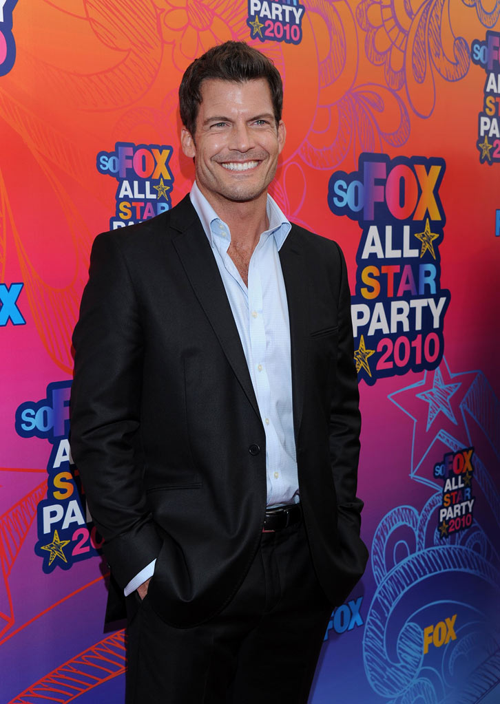 """Lone Star's"" Mark Deklin arrives at the Fox 2010 Summer TCA All-Star Party on August 2, 2010 in Santa Monica, California."