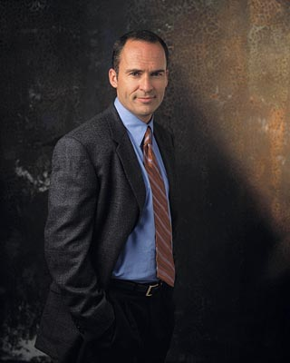 Mark Derwin as Dr. Mark MolloyABC's Life With Bonnie