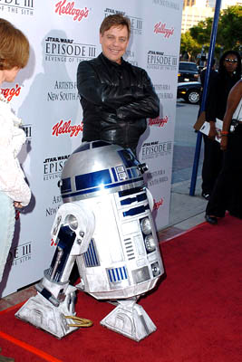 Premiere: Mark Hamill at the LA premiere of 20th Century Fox's Star Wars: Episode III - Revenge of the Sith - 5/12/2005