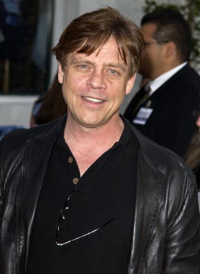 Premiere: Mark Hamill at the LA premiere of Universal's The Hulk - 6/17/2003