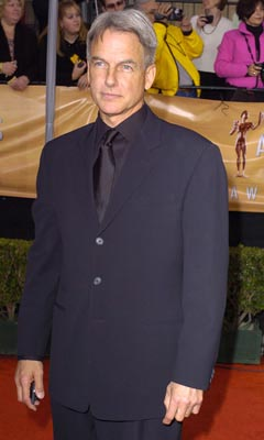 Mark Harmon Screen Actors Guild Awards 2/22/2004