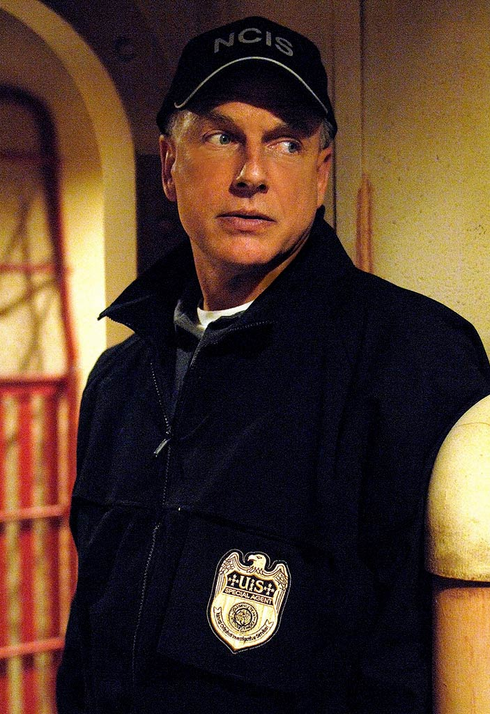 Mark Harmon stars as Special Agent Leroy Gibbs in NCIS on CBS.