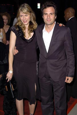 Premiere: Sunrise Coigney and Mark Ruffalo at the LA premiere of Focus' Eternal Sunshine of the Spotless Mind - 3/9/2004