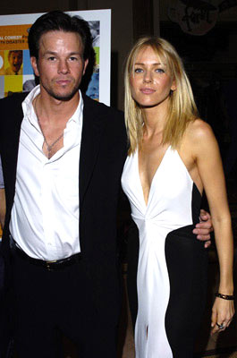 Premiere: Mark Wahlberg and Naomi Watts at the Hollywood premiere of Fox Searchlight's I Heart Huckabees - 9/22/2004