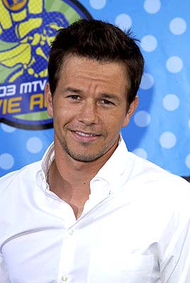 Mark Wahlberg MTV Movie Awards - 5/31/2003
