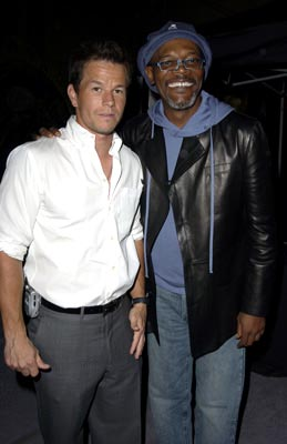 Mark Wahlberg, Samuel L. Jackson MTV Movie Awards - 5/31/2003