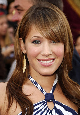 Premiere: Marla Sokoloff at the Disneyland premiere of Walt Disney Pictures' Pirates of the Caribbean: Dead Man's Chest - 6/24/2006