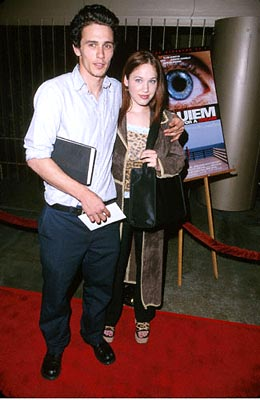 Premiere: Whatever It Takes stars James Franco and Marla Sokoloff at the Egyptian Theatre premiere of Artisan's Requiem For A Dream - 10/16/2000