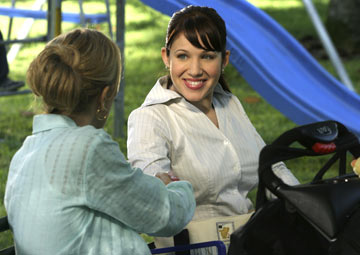 Marla Sokoloff ABC's Desperate Housewives