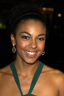 Premiere: Marsha Thomason at the LA premiere of 20th Century Fox's Master and Commander: The Far Side of the World - 11/11/2003
