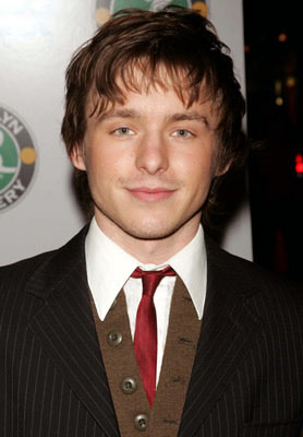 Premiere: Marshall Allman at the New York premiere of Miramax Films' Hostage - 3/8/2005