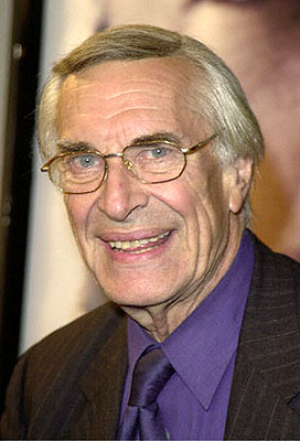Premiere: Martin Landau at the Westwood premiere of 20th Century Fox's Cast Away - 12/7/2000