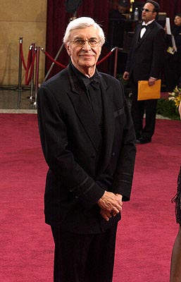 Martin Landau 75th Academy Awards - 3/23/2003