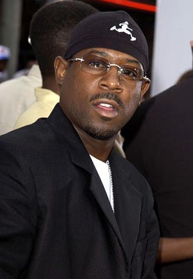 Premiere: Martin Lawrence at the LA premiere of Columbia's Bad Boys II - 7/9/2003