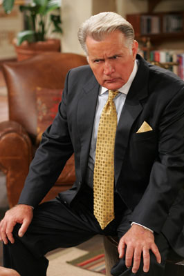"Martin Sheen as Harvey CBS' ""Two and a Half Men"""