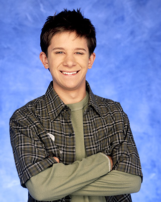 Martin Spanjers as Rory ABC's 8 Simple Rules
