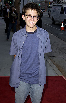 Premiere: Martin Spanjers at the LA premiere of New Line's Freddy vs. Jason - 8/13/2003
