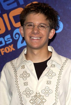 Martin Spanjers Teen Choice Awards - 7/2/2003