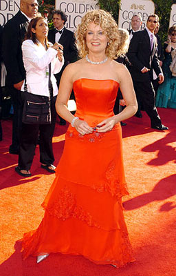 Mary Hart 62nd Annual Golden Globe Awards - Arrivals Beverly Hills, CA - 1/16/05