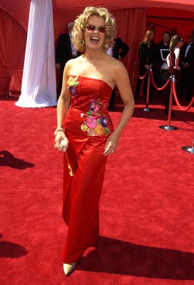 Mary Hart 55th Annual Emmy Awards - 9/21/2003