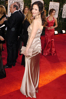 Mary-Louise Parker 62nd Annual Golden Globe Awards - Arrivals Beverly Hills, CA - 1/16/05