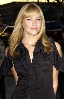 Premiere: Mary McCormack at the LA premiere of Paramount's Dickie Roberts: Former Child Star - 9/3/2003