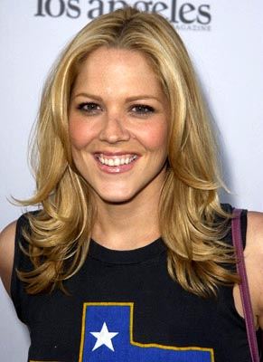 Premiere: Mary McCormack at the Beverly Hills premiere of Miramax's Full Frontal - 7/23/2002