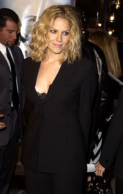 Premiere: Mary McCormack of Private Parts at the Westwood premiere of K-Pax - 10/22/2001