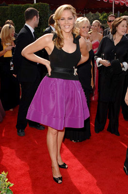 Mary McCormack 57th Annual Emmy Awards Arrivals - 9/18/2005