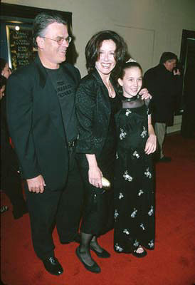 Premiere: Mary McDonnell and family at the Westwood premiere of Fox Searchlight's A Midsummer Night's Dream - 4/26/1999
