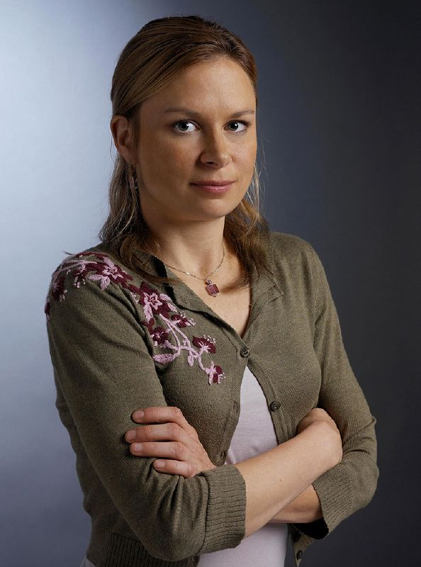 Mary Lynn Rajskub  as Chloe O'Brien in 24  on FOX.