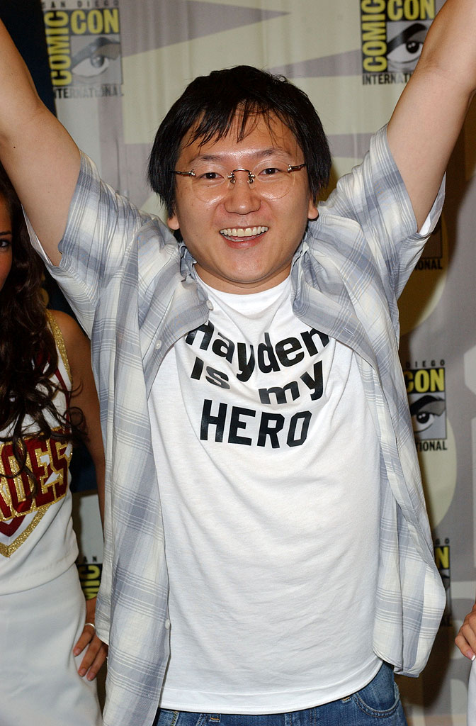 Masi Oka at the 37th Annual Comic Con International - Day 2.
