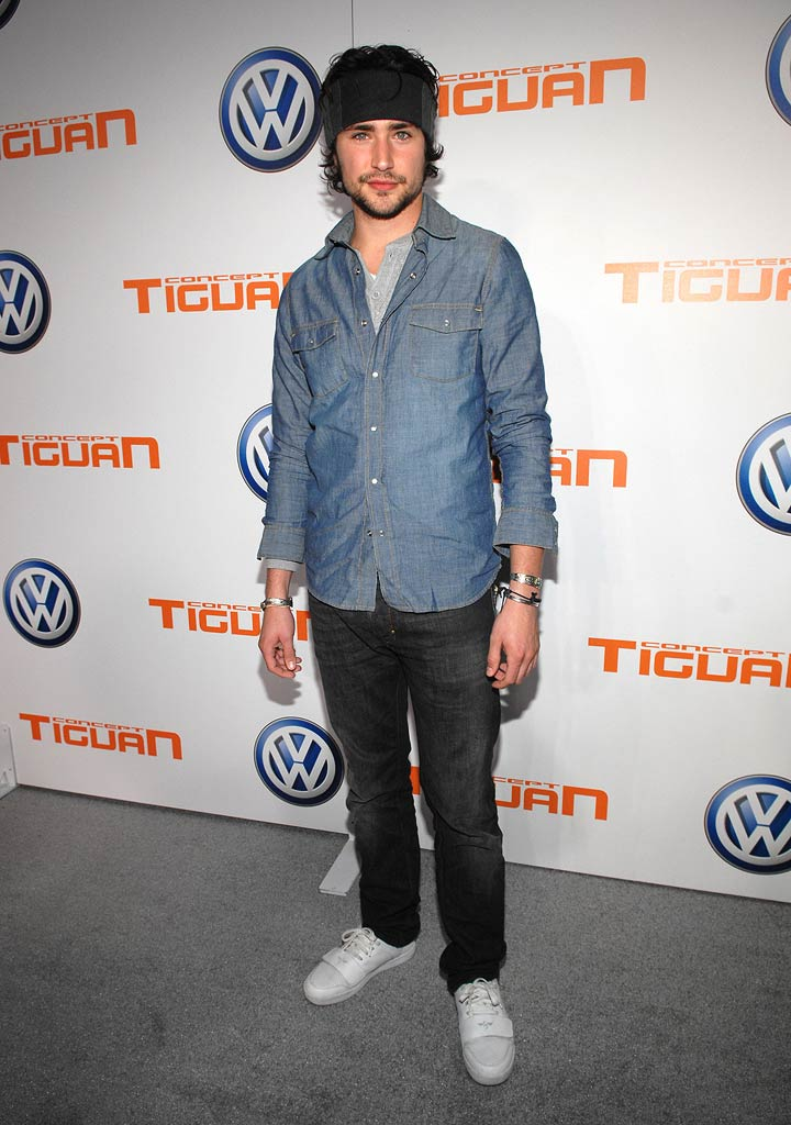 Matt Dallas at the Volkswagen Presents The US Premiere of CONCEPT TIGUAN.