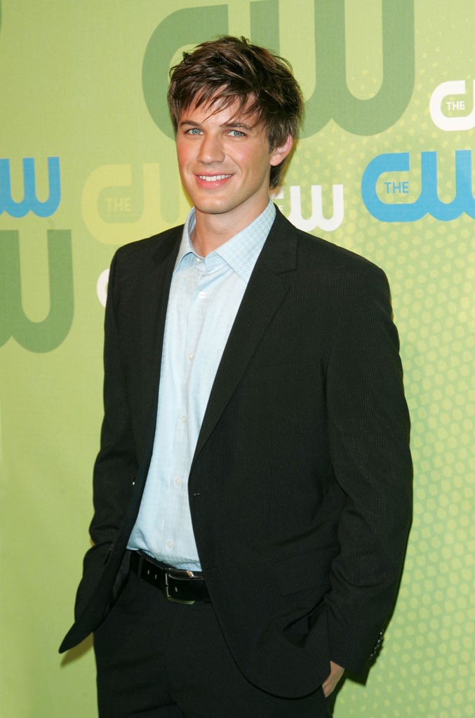 Matt Lanter attends the 2009 The CW Network UpFront at Madison Square Garden on May 21, 2009 in New York City.
