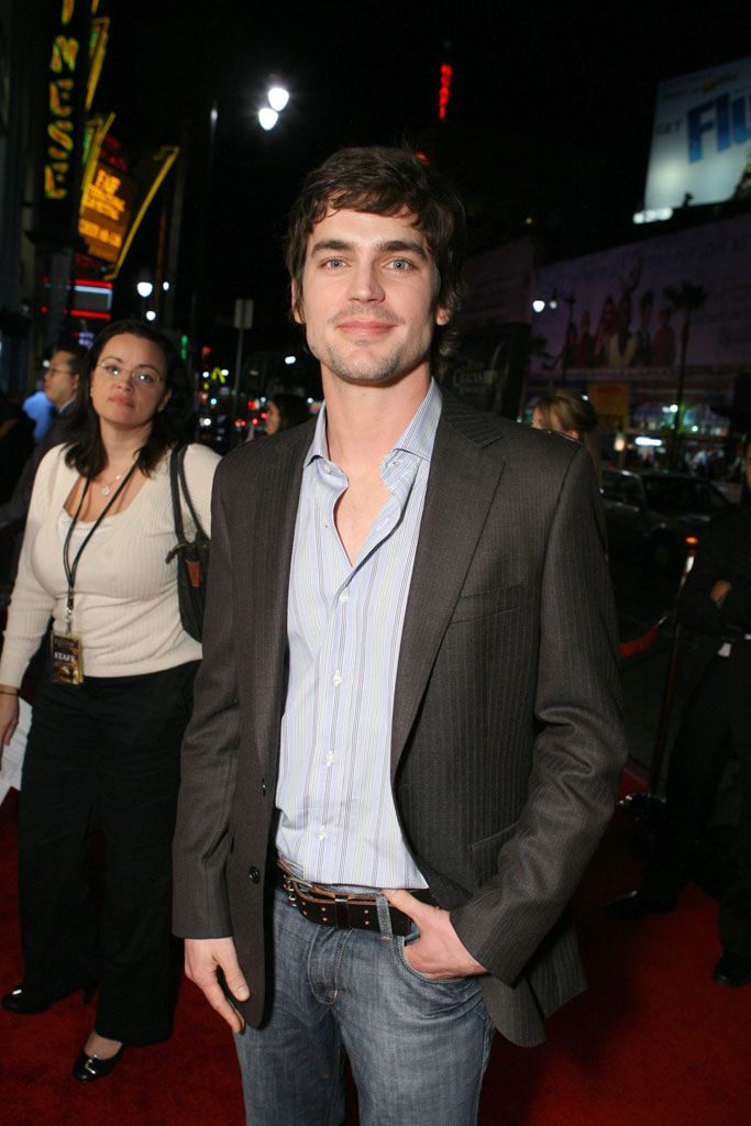 "[ytvperson id=193964 ]Matt Bomer[/ytvperson] at the Hollywood premiere of New Line Cinema's ""The Texas Chainsaw Massacre: The Beginning"" on October 5, 2006 Matthew Bomer"