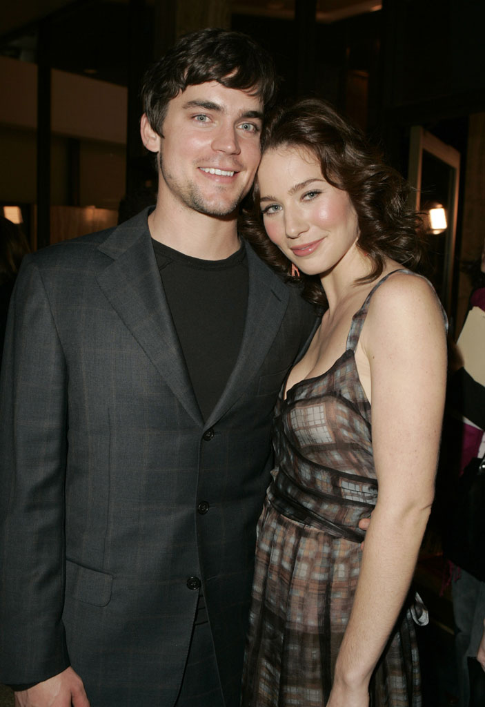 "[ytvperson id=193964 ]Matt Bomer[/ytvperson] and Lynn Collins at the 2004 AFI Film Festival - ""The Merchant of Venice"" premiere in Los Angeles, California Matthew Bomer"