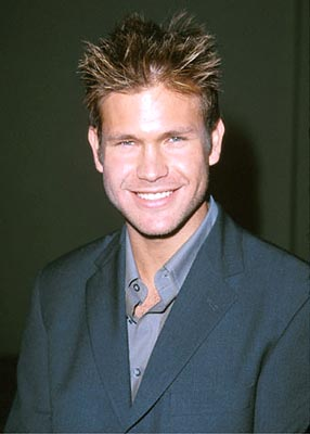 Premiere: Matthew Davis at the Zanuck Theater premiere of 20th Century Fox's Tigerland - 10/3/2000