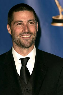 Matthew Fox Presenter of Outstanding Guest Actor/Actress in a Drama Series Emmy Awards - 9/19/2004