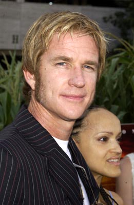 Premiere: Matthew Modine at the New York premiere of Touchstone's Signs - 7/29/2002