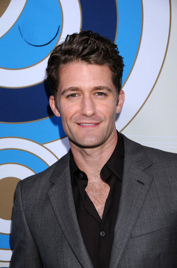 "Matthew Morrison of ""Glee"" arrives at the 2010 Fox Fall Eco-Casino party on September 13, 2010, at Boa in West Hollywood."