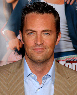 Premiere: Matthew Perry at the world premiere of Warner Brothers' The Whole Ten Yards - 4/7/2004