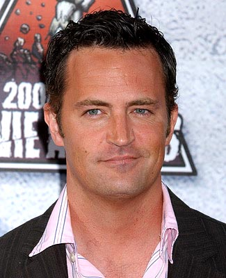 Matthew Perry, star of Almost Heroes MTV Movie Awards - 6/5/2004