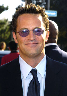 Matthew Perry 2004 Emmy Creative Arts Awards Arrivals - 9/12/2004