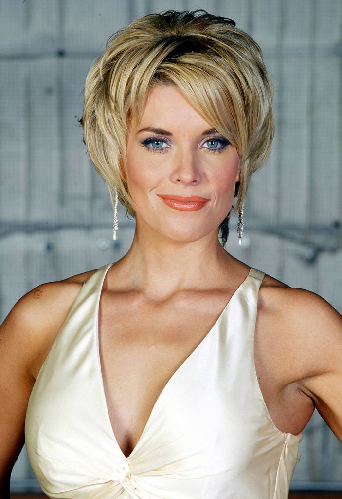 McKenzie Westmore stars as Sheridan in Passions on NBC.
