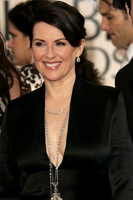 Megan Mullally 63rd Annual Golden Globe Awards - Arrivals Beverly Hills, CA - 1/16/06
