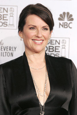 Megan Mullally 63rd Annual Golden Globe Awards - Press Room Beverly Hills, CA - 1/16/06