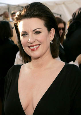 Megan Mullally Screen Actors Guild Awards - 2/5/2005